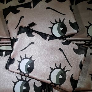 15 Bundle Betty Boop Limited Edition Makeup Bags